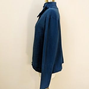 Lucy Jackets & Coats - Lucy • Double Breasted Blue Jacket [Jackets]